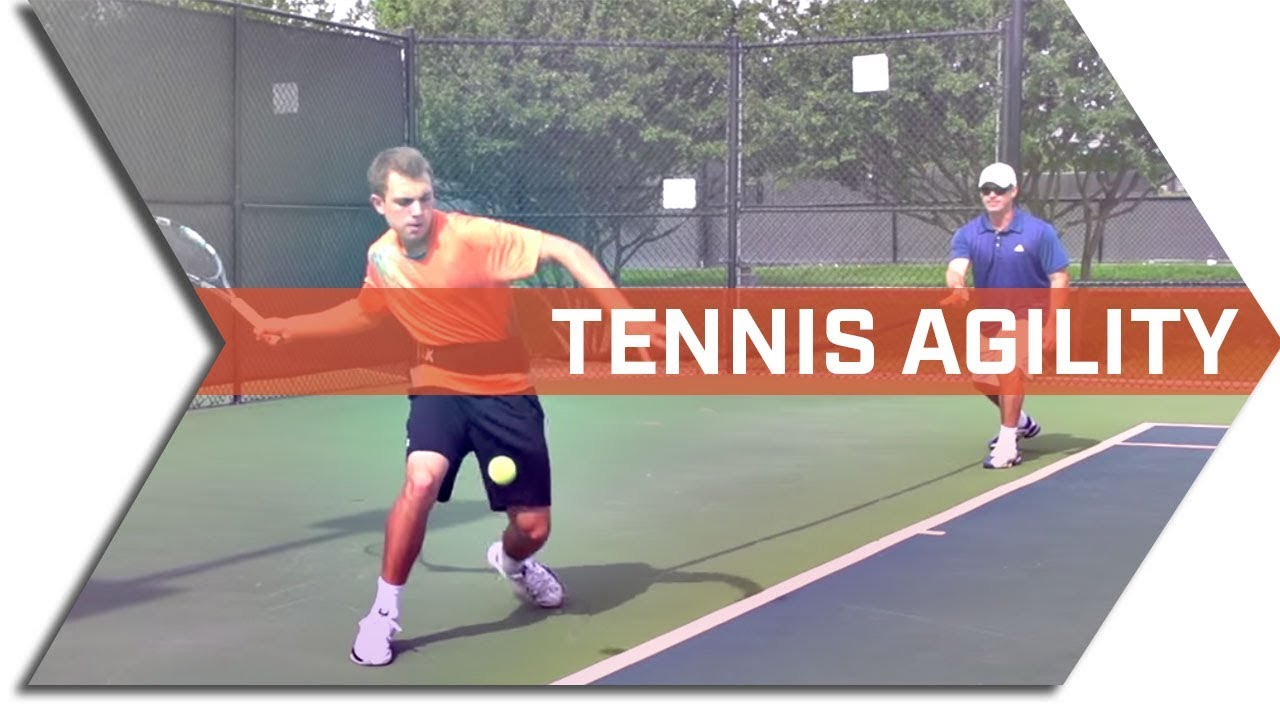 TENNIS SPEED & AGILITY DRILLS - GET FASTER ON THE TENNIS COURT ...