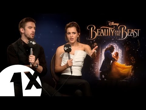 Emma Watson & Dan Stevens play Beauty or Beast?
