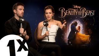 Emma Watson & Dan Stevens play Beauty or Beast?
