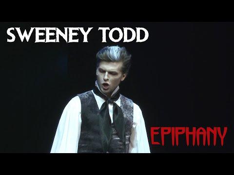 ОпереттаЛэнд 2019 АЛЕКСАНДР УМАНЧУК - АРИЯ СУИНИ ТОДДА( Sweeney Todd - EPIPHANY)