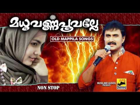 മധുവർണ്ണപൂവല്ലേ | Mappila Pattukal Old Is Gold | Malayalam Mappila Songs| Kannur Shareef
