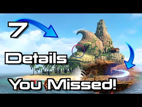 7 Cool Things You MISSED in Super Smash Bros Ultimate!!! thumbnail