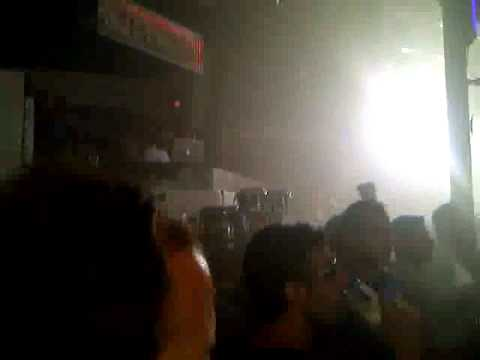 David Penn plays Kid Shakers & Brown Sugar - Jump To It (DP & RG remix) @ Defected Pacha Ibiza