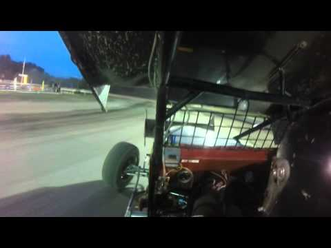 31 heat Sept 19, 2015 at Bear Ridge Speedway. In car camera #31.