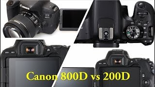 💖Canon 800D 🆚 200D ตัวไหนเหมาะกับคุณมากกว่ากัน ❓ | อ.ธิติ ธาราสุข ARTT Master