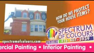 How Do You Protect Our Items And Furniture? Spectrum Of Colours
