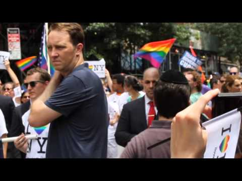 New York Gay Pride Parade 2008 from YouTube · Duration:  1 minutes 47 seconds