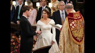 Eugenie di York e Jack Brooksbank sposi, tutte le foto dell'altro ...