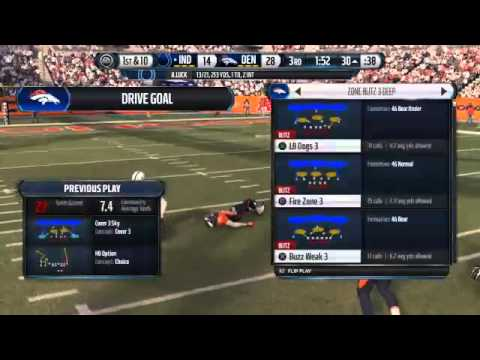 Colts vs BRONCOS SIMCITY Divisional Rd mr9one8_