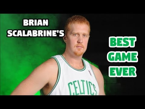 Brian Scalabrine's Best Game: New Jersey Nets vs  Detroit Pistons ECSF Game  5 (05/14/2004)