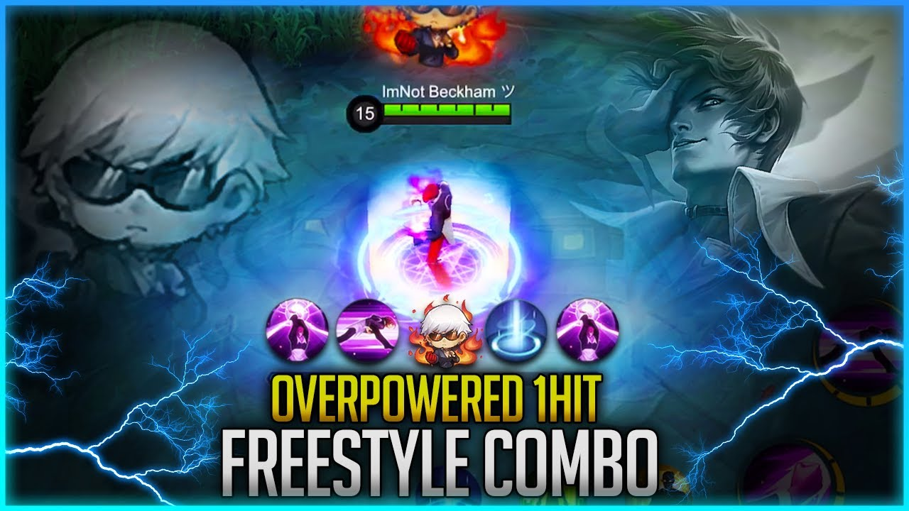 THE OVERPOWERED ONE HIT K.O FREESTYLE COMBO (Infinitely Overpowered) -MLBB