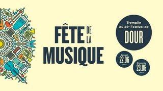 Tremplin du 25ème Dour Festival - Présentation | Dour Experience #2