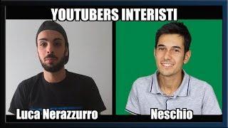 """""""LO HAI MAI FATTO CON UNA JUVENTINA?"""" Luca Nerazzurro VS Neschio - Intervista doppia"""