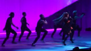 """Everyday & Bad Decisions"" Ariana Grande@Wells Fargo Center Philadelphia 3/1/17"
