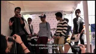 """Promo CHINO y NACHO feat MARILANNE por CAPOATV.COM """"Se que esta Noche será"""""""
