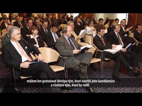15 years of Italian Slovak Chamber of Commerce