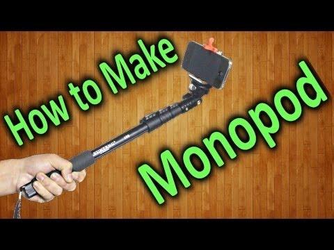 0 - Як зробити селфи-палицю?