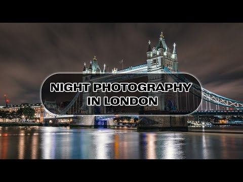 London Night Photography (With A Few Tips)