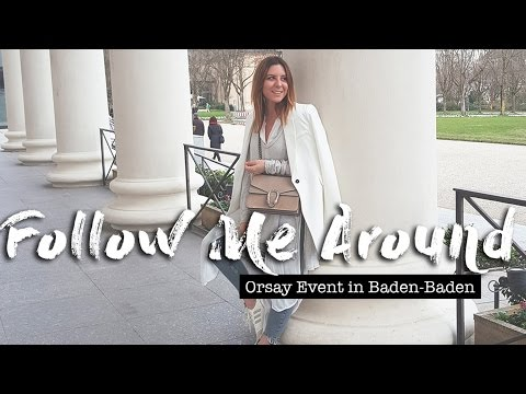 Follow Me Around I Weekly Vlog I Mit Orsay in Baden-Baden I Who is Mocca?