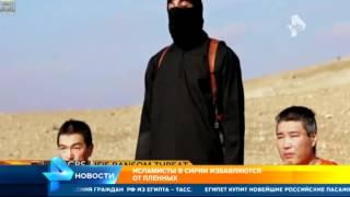 Эксперты проанализировали видеозапись расстрела террористами ИГИЛ 200 детей