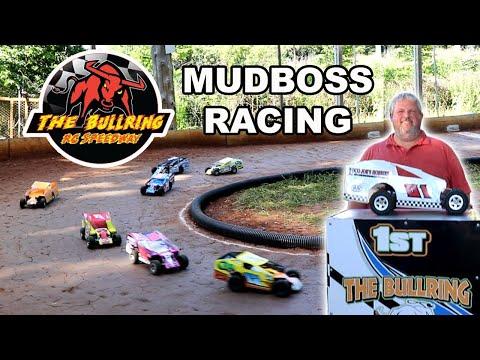 RC Racing - Mudboss - The Bullring RC Speedway