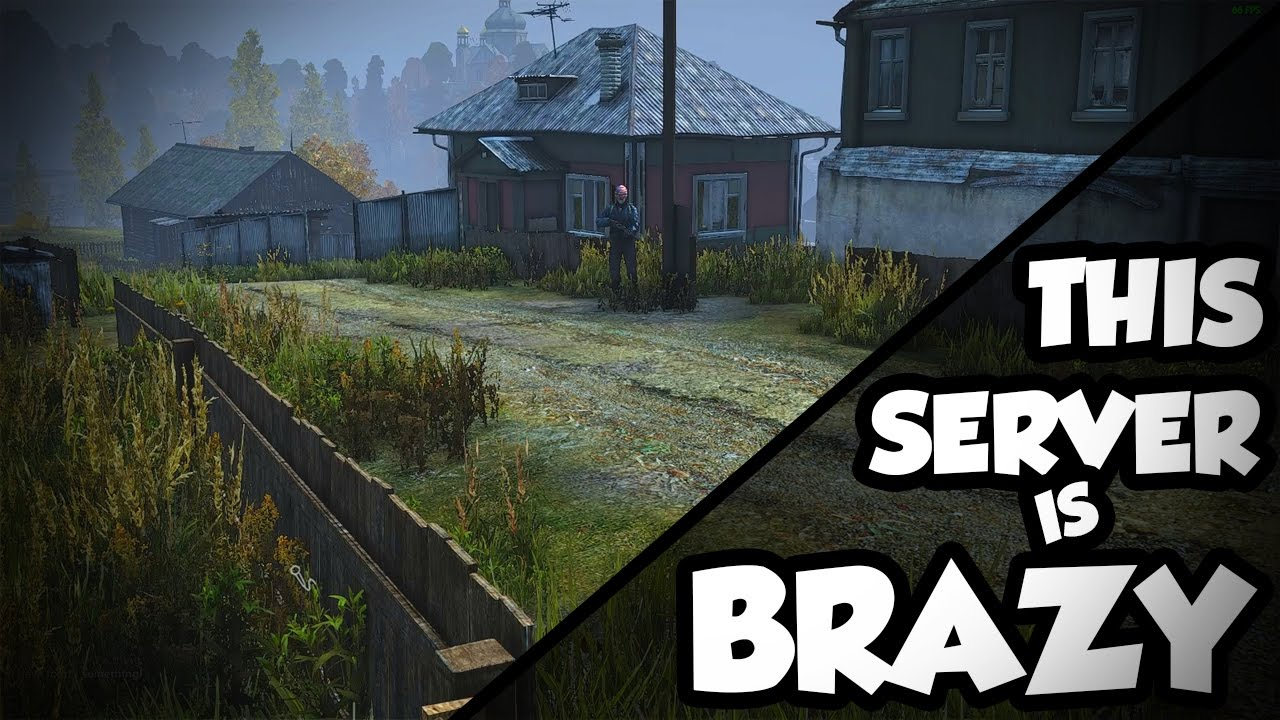 This Server is Brazy | DayZ Standalone 0.61 | The Chipotle ...