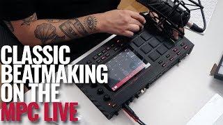 MPC LIVE - Sample based beatmaking