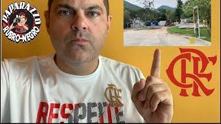 💥Respeito com o Flamengo! É Guerra? Apresentador de emissora acusa Flamengo por vídeo no CT!