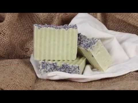 how-to-make-lemongrass-and-lavender-hot-process-soap