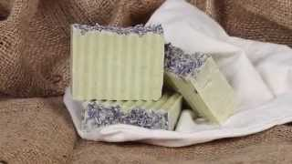 How to Make Lemongrass and Lavender Hot Process Soap