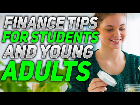 5 Essential Personal Finance Tips For Students And Young Adults