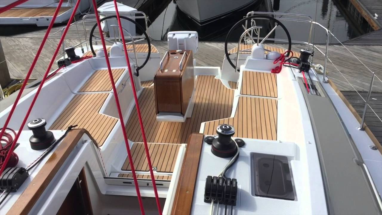 New 2016 Jeanneau 44ds Deck Saloon Sailboat For Sale By: Ian Van Tuyl