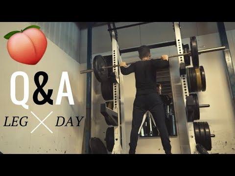 Q&A | LEG DAY