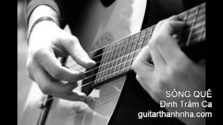 SÔNG QUÊ - Guitar Solo
