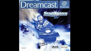 Sno-Cross Championship Racing (Dreamcast)