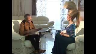 Авторская программа Лены Лениной на 8м канале, гость Бари Алибасов