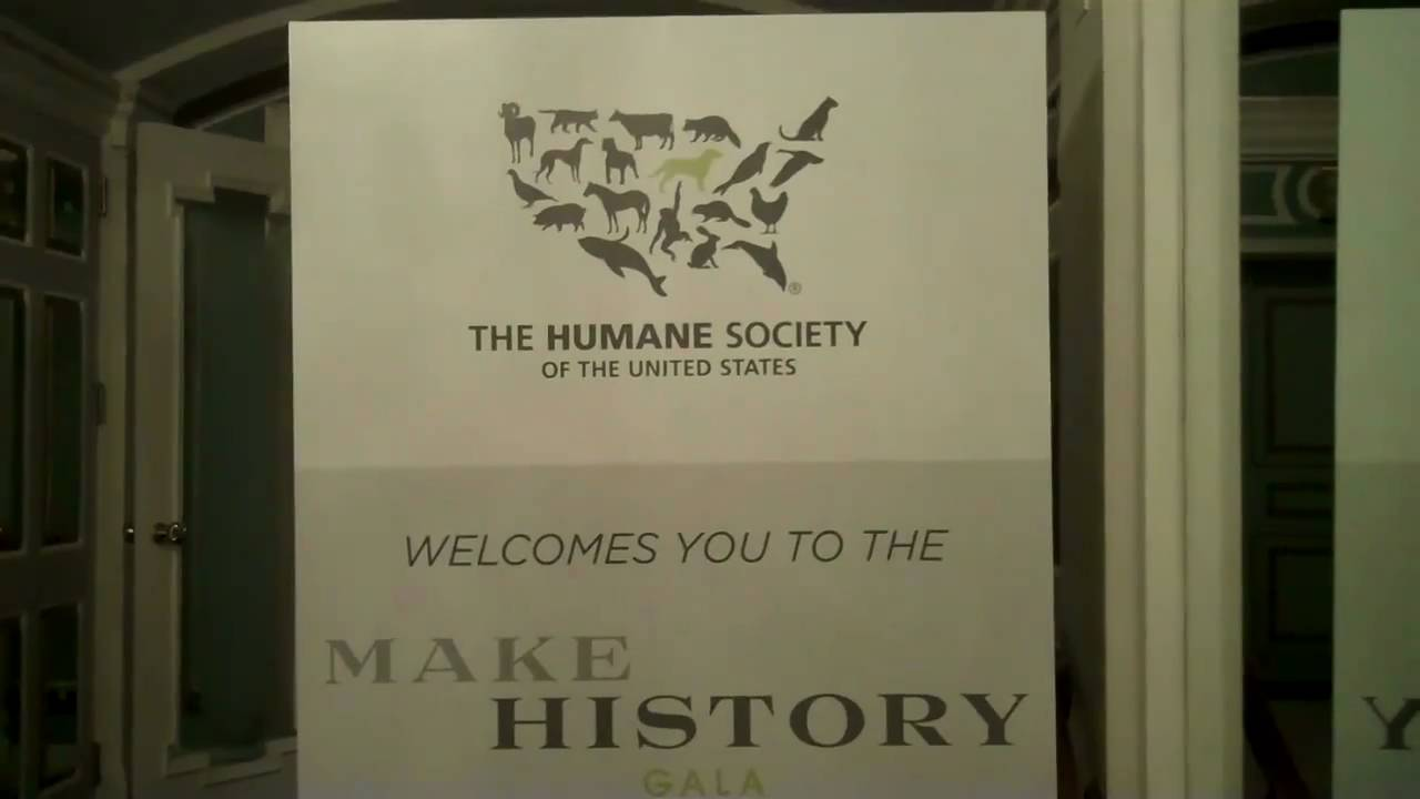 """Download NYC """"Make History"""" Gala to Stop Puppy Mills September 22, 20"""