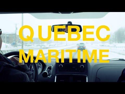 Road Trip Quebec Maritime: Part 1