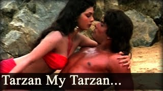 Repeat youtube video Tarzan - Tarzan My Tarzan Aaja Me Sekha Tuje Pyar - Alisha Chinoy