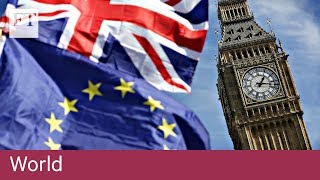 UK bows to EU Brexit bill demands