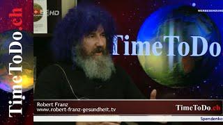 Robert Franz - Stoffe und Stoffwechsel, TimeToDo.ch 29.03.2016