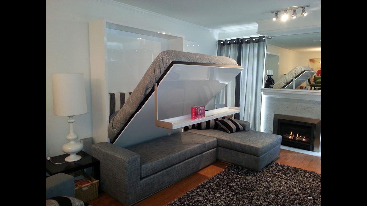 Ideias de moveis para casas pequenas p 1 youtube - Casas pequenas interiores ...
