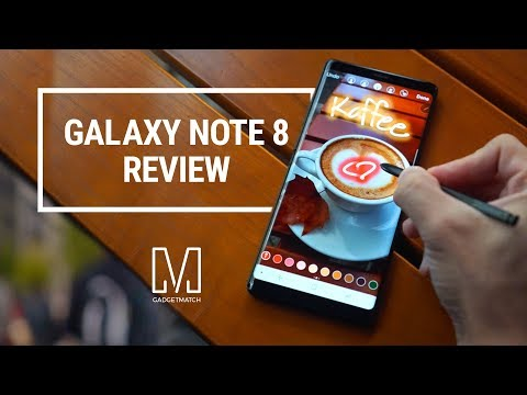 Thumbnail: Samsung Galaxy Note 8 Review: Redemption Story