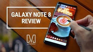 Samsung Galaxy Note 8 Review: Redemption Story