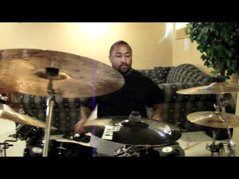 Outkast   So fresh and so clean drum cover Krash