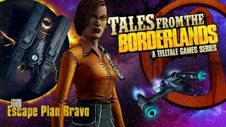 "Tales From The Borderlands Episode 4 ""Escape Plan Bravo"" PC Game Movie 1080p HD"
