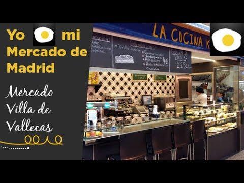 Mercado de Vallecas | Yo amo mi Mercado de Madrid