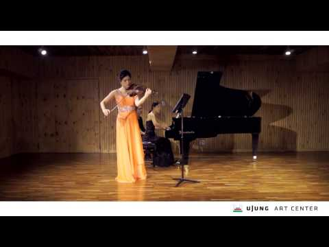W.A.Mozart - Violin Sonata In C Major, K.296 Ⅱ.Andante Sostenuto