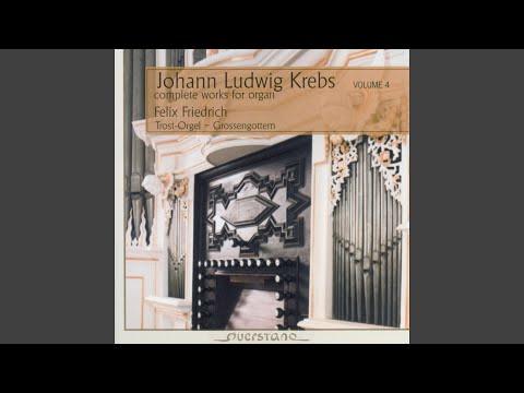 Herzlich lieb hab ich dich, o Herr - Choralbearbeitung von Johann Ludwig Krebsиз YouTube · Длительность: 4 мин56 с