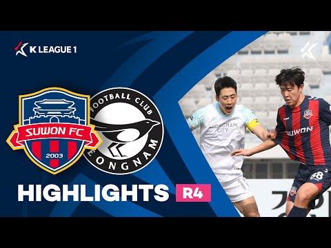 Suwon City Seongnam Goals And Highlights